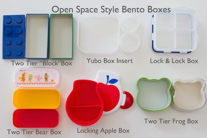 Bento Containers