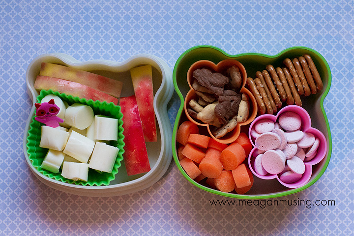 Colorful Fresh Bentos
