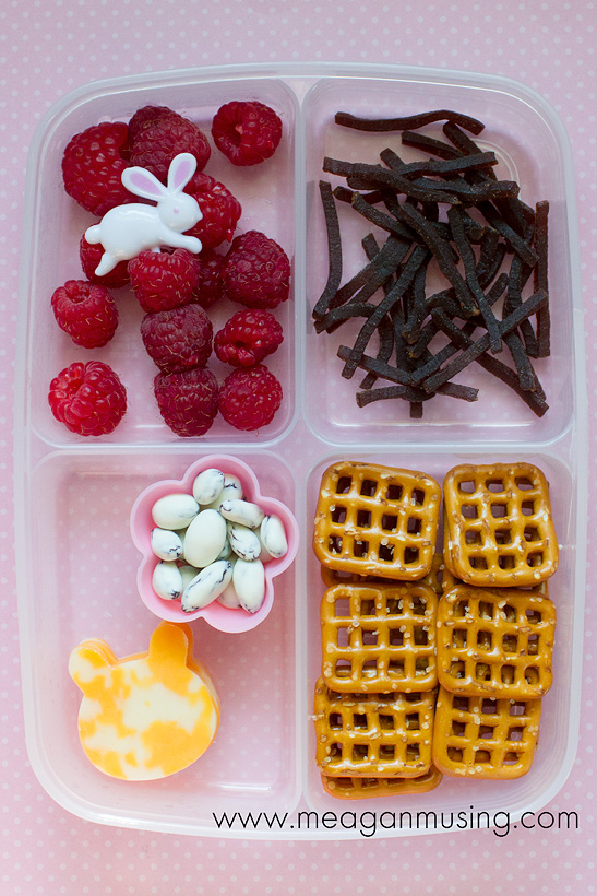 Simple Bento Lunches // Preschool Style
