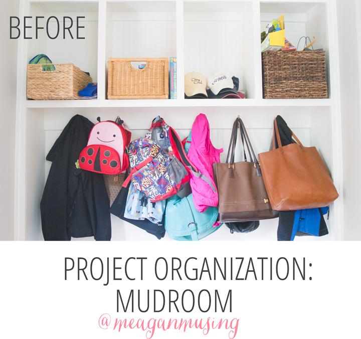 Project Organization: Mudroom