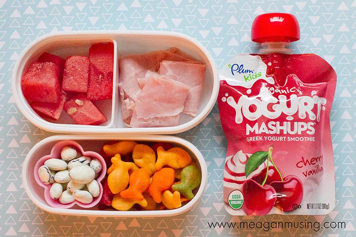 Simple Bentos // Mini Box Preschool Style